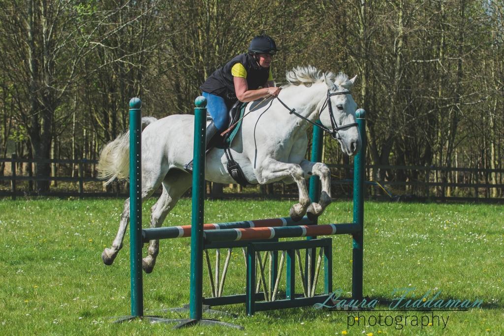 Sarah jumping Odie-34