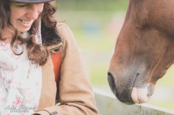 Taking care around horses
